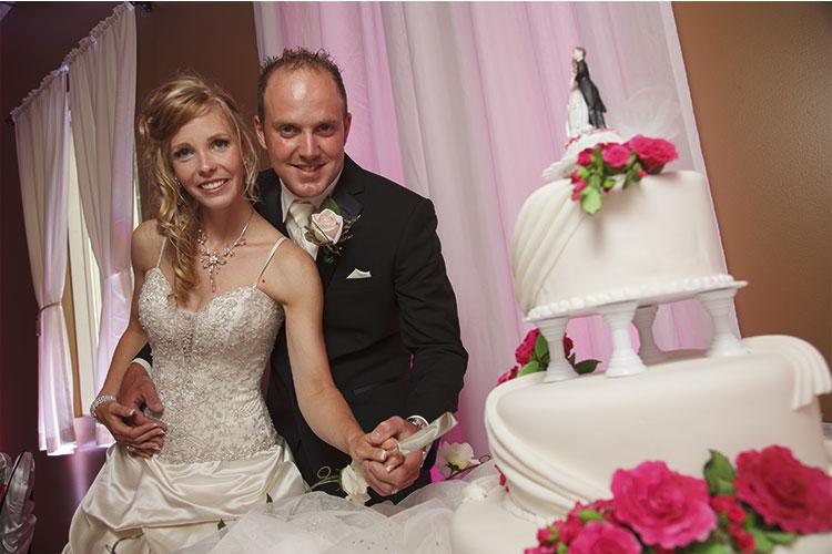 Événement mariage
